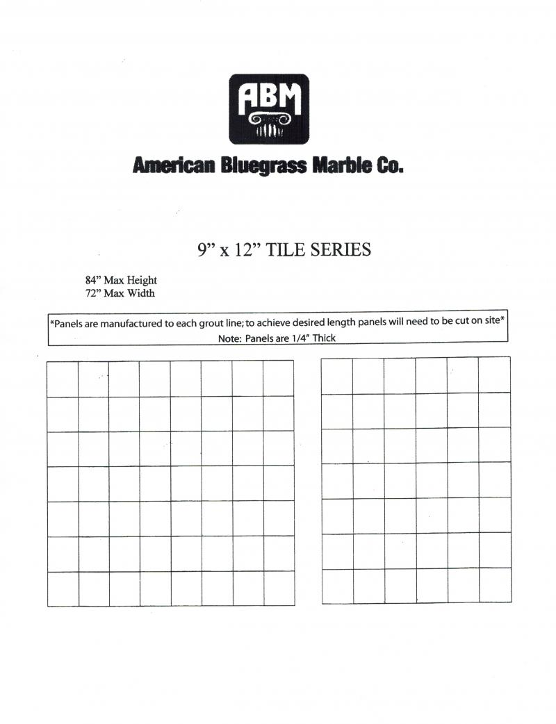 American Bluegrass Marble Products And Services