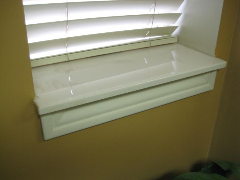 Awesome Window Sills And Other Options